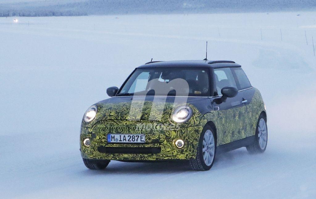 El nuevo Mini Eléctrico se enfrenta a las últimas pruebas de invierno de su desarrollo