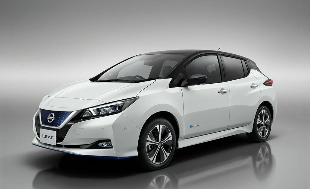 Nissan Leaf e+, más potencia y autonomía para el eléctrico de masas