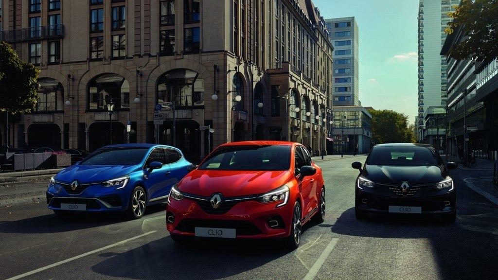 Nuevo Renault Clio 2019: turno del exterior de la quinta generación del francés