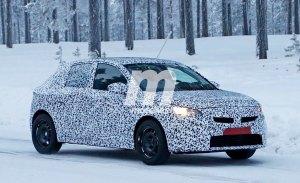 ¡Cazado! El nuevo Opel Corsa, el utilitario fabricado en España, llega en 2019