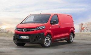 Opel Vivaro 2019, más tecnológico, eficiente y práctico