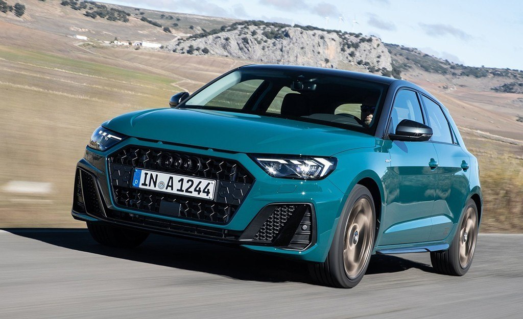 El nuevo Audi A1 Sportback estrena la versión de acceso 25 TFSI
