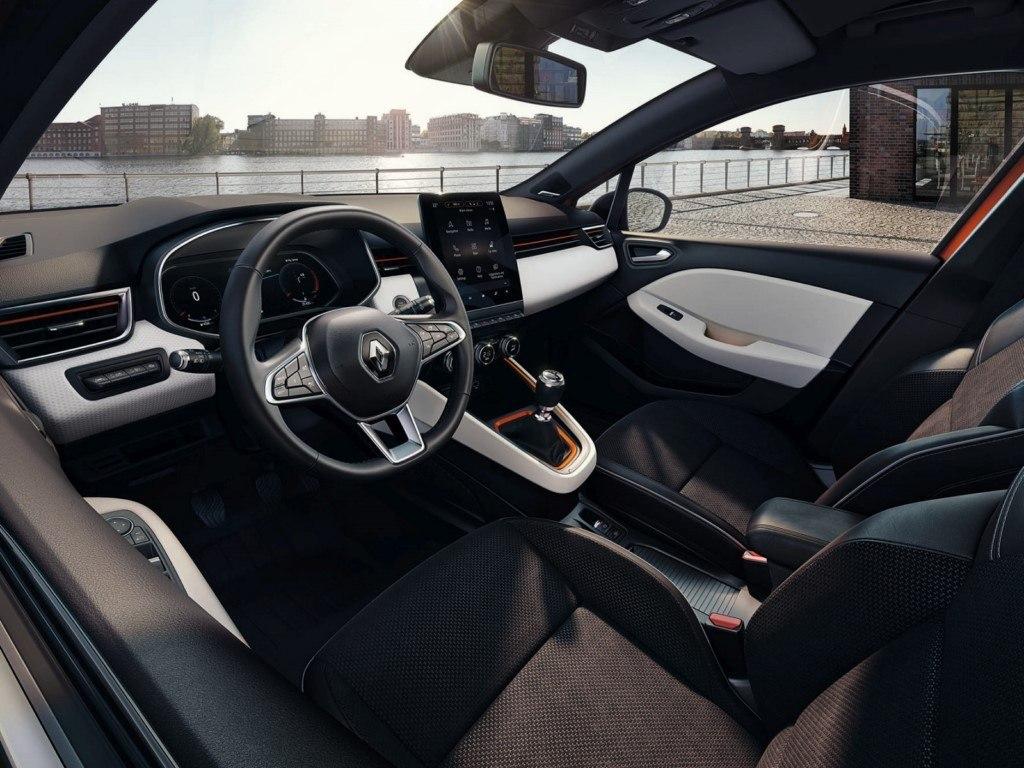 ¡Renault desvela el interior del nuevo Clio 2019! Llega el nuevo utilitario francés
