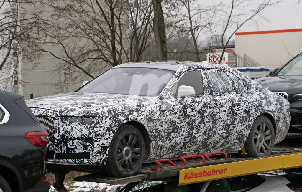La segunda generación del Rolls-Royce Ghost ya ha comenzado su desarrollo