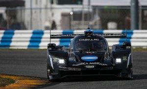 Kobayashi coloca al Cadillac #10 de Alonso en lo más alto en Daytona