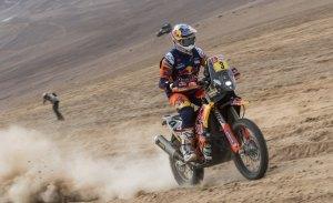 Toby Price visita el quirófano, otra vez, tras ganar el Dakar