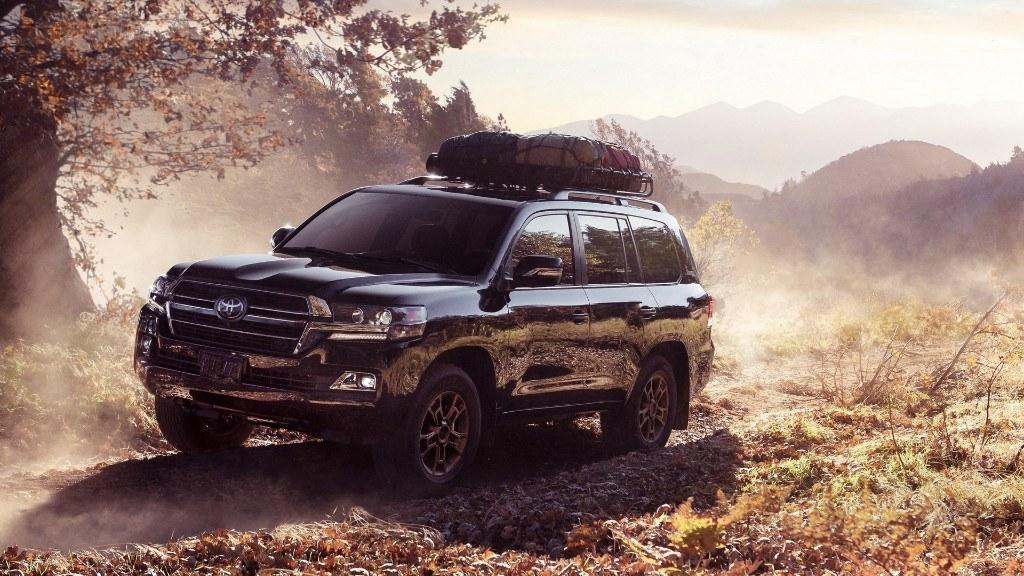 El nuevo Toyota Land Cruiser Heritage Edition desvelado antes de Chicago 2019