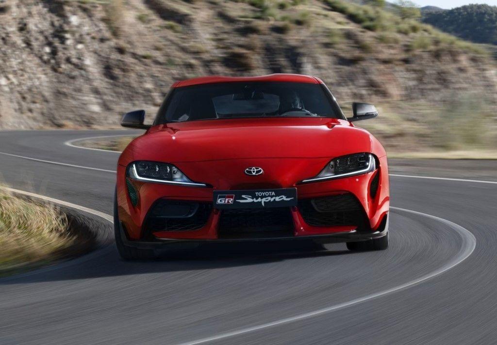 Nuevo Toyota GR Supra 2020: la vuelta del mito japonés ya sí es real