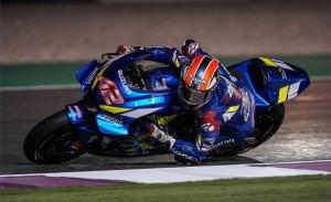 Rins y Viñales ponen la directa en el test de MotoGP en Qatar