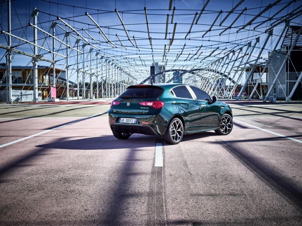 Alfa Romeo lleva al Salón de Ginebra la revisada gama del Giulietta 2019