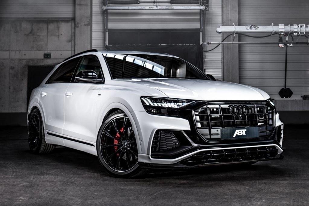 La última propuesta del ABT Audi Q8 debutará en el Salón de Ginebra 2019