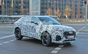 Nuevas fotos espía confirman que Audi ya ha comenzado el desarrollo del RS Q3 Sportback