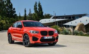 Los nuevos BMW X4 M y X4 M Competition ven la luz oficial de los focos