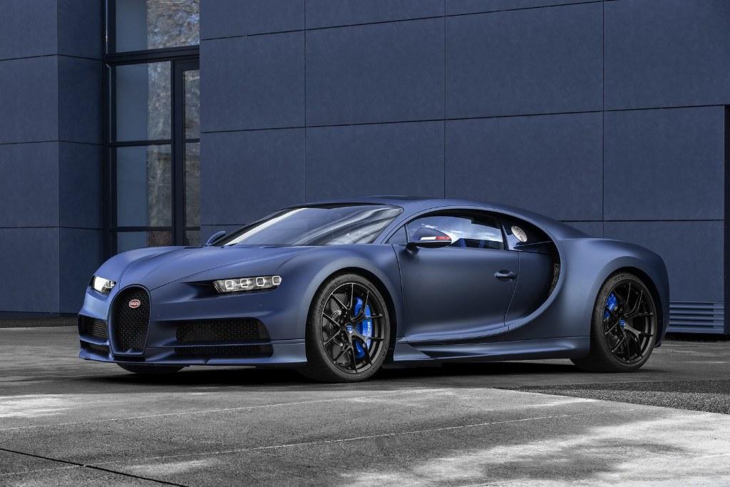 """Nuevo Bugatti Chiron Sport """"110 ans Bugatti"""" de edición limitada"""