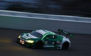 Cambios en el podio de la clase GTD de las 24 Horas de Daytona