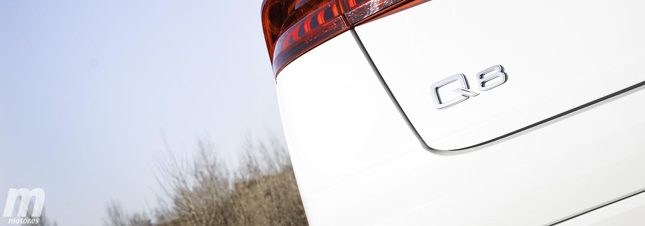 Prueba Audi Q8 50 TDI, a por el BMW X6 y a por lo que se ponga por delante