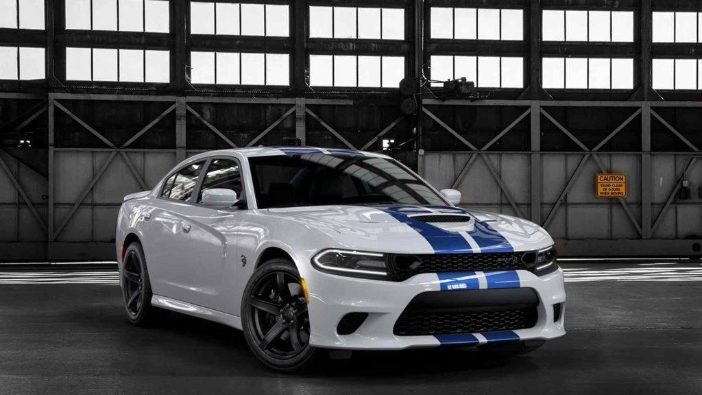 Un informe adelanta que el Dodge Charger estrenará versiones Widebody