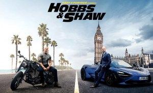 'Fast & Furious: Hobbs & Shaw', acción sazonada una relevante dosis de diversión