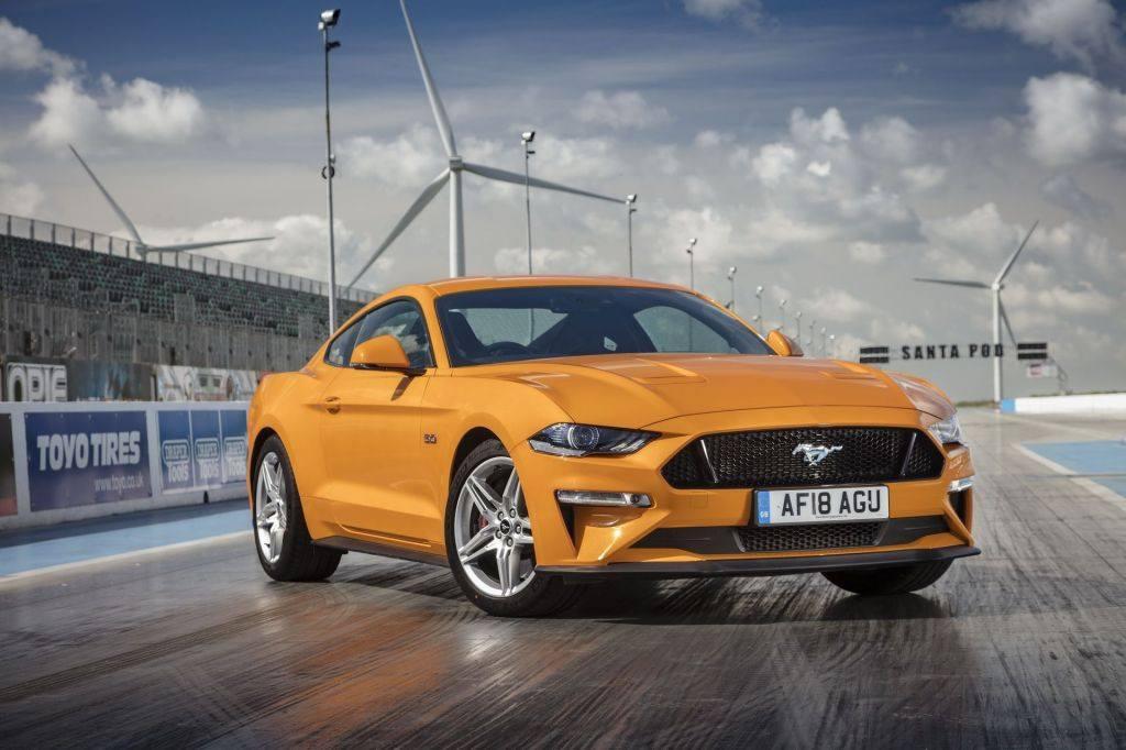 ¿Ford prepara un nuevo Mustang EcoBoost más potente para sustituir al V6?