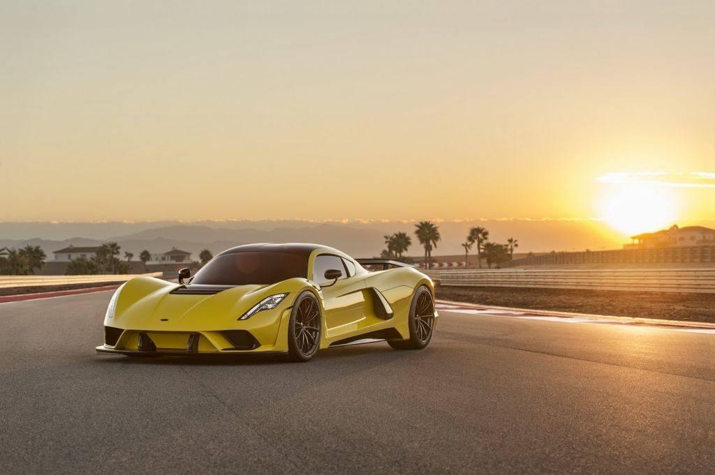 Este año veremos los primeros prototipos del Hennessey Venom F5