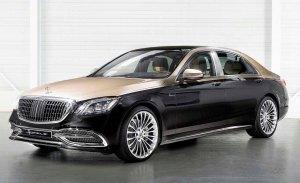 Hofele Ultimate S, elevando el nivel de exclusividad del Mercedes Clase S
