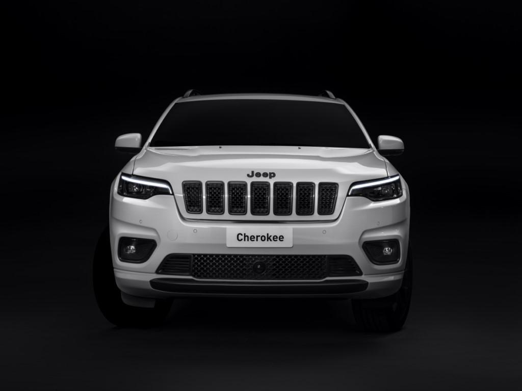 Jeep Cherokee S, la edición especial deportiva se estrena en el Salón de Ginebra 2019