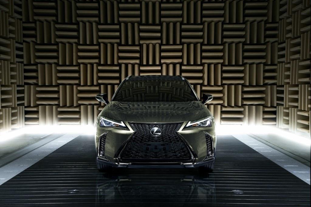 La calidad del nuevo Lexus UX, al mismo nivel que el resto de la gama