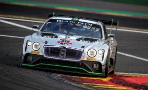 Lucas Ordóñez estará en las 24 Horas de Spa con Bentley