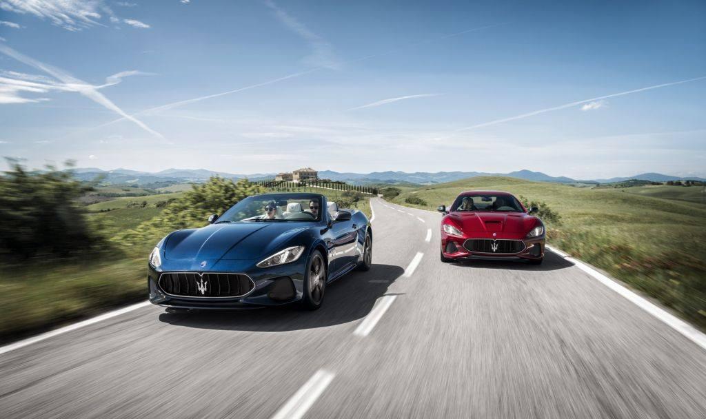 Los Maserati GranTurismo y GranCabrio dejarán de ser producidos este año