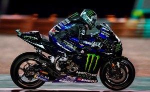 Maverick Viñales logra el mejor tiempo del test de MotoGP en Qatar