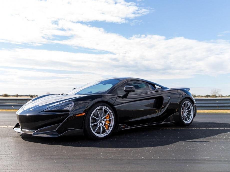 El McLaren 600LT de Hennessey Performance está disponible con 1.015 CV