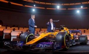 """Brown: """"Renault es muy honesta con su rendimiento, su optimismo es alentador"""""""