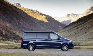 Mercedes EQV: la nueva furgoneta eléctrica alemana llegará en Ginebra 2019