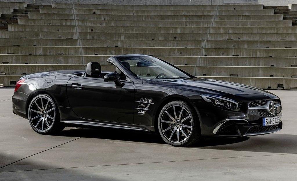 Mercedes SL Grand Edition, un plus de exclusividad