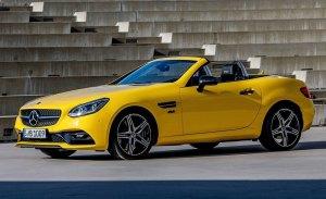 Mercedes SLC Final Edition, una edición especial que sabe a despedida
