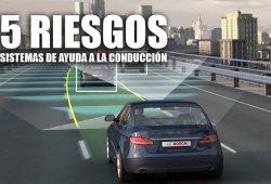 5 riesgos asociados a los sistemas de ayuda a la conducción