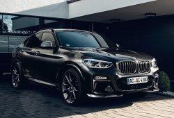 AC Schnitzer hace del nuevo BMW X4 un modelo más deportivo y dinámico