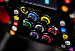 Albon y su mayor obstáculo a su llegada a la F1: los controles del volante