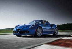 Alfa Romeo presenta el 4C Spider Italia en el Salón de Chicago, con solo 15 unidades disponibles