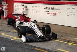 Alfa Romeo se presenta oficialmente en Barcelona
