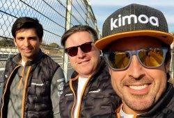 """Alonso: """"Me sentiría mal si me hubiera subido al MCL34"""""""