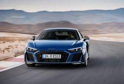 Audi anuncia los precios de los actualizados R8 Coupé y R8 Spyder 2019