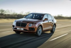 El nuevo Bentley Bentayga Speed, la guinda más potente a la gama más especial