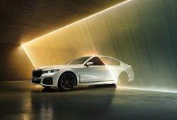 BMW 745e: nuevas y mejoradas versiones híbridas para el Serie 7