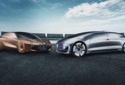 BMW y Daimler desarrollarán tecnologías de conducción autónoma