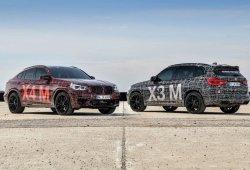BMW anuncia la llegada de los nuevos X3 M X4 M antes de Ginebra 2019