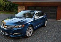 El Cadillac CT6 y el Chevrolet Impala sobrevivirán unos meses más