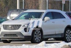 La versión diésel del Cadillac XT4 ya está en desarrollo y llegará a Europa