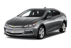 La última unidad del Chevrolet Volt destinada al GM Heritage Center
