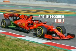 Día 7: análisis técnico de los test de F1 en Barcelona